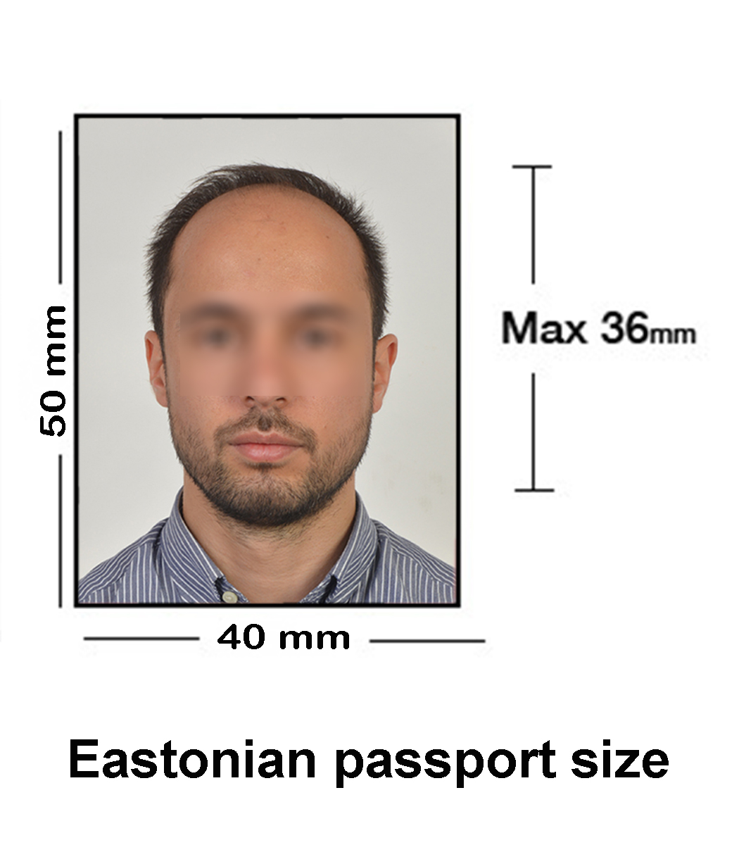 Best Passport Photo Store in New York City - Doi Camera Irish passport size photo dimensions