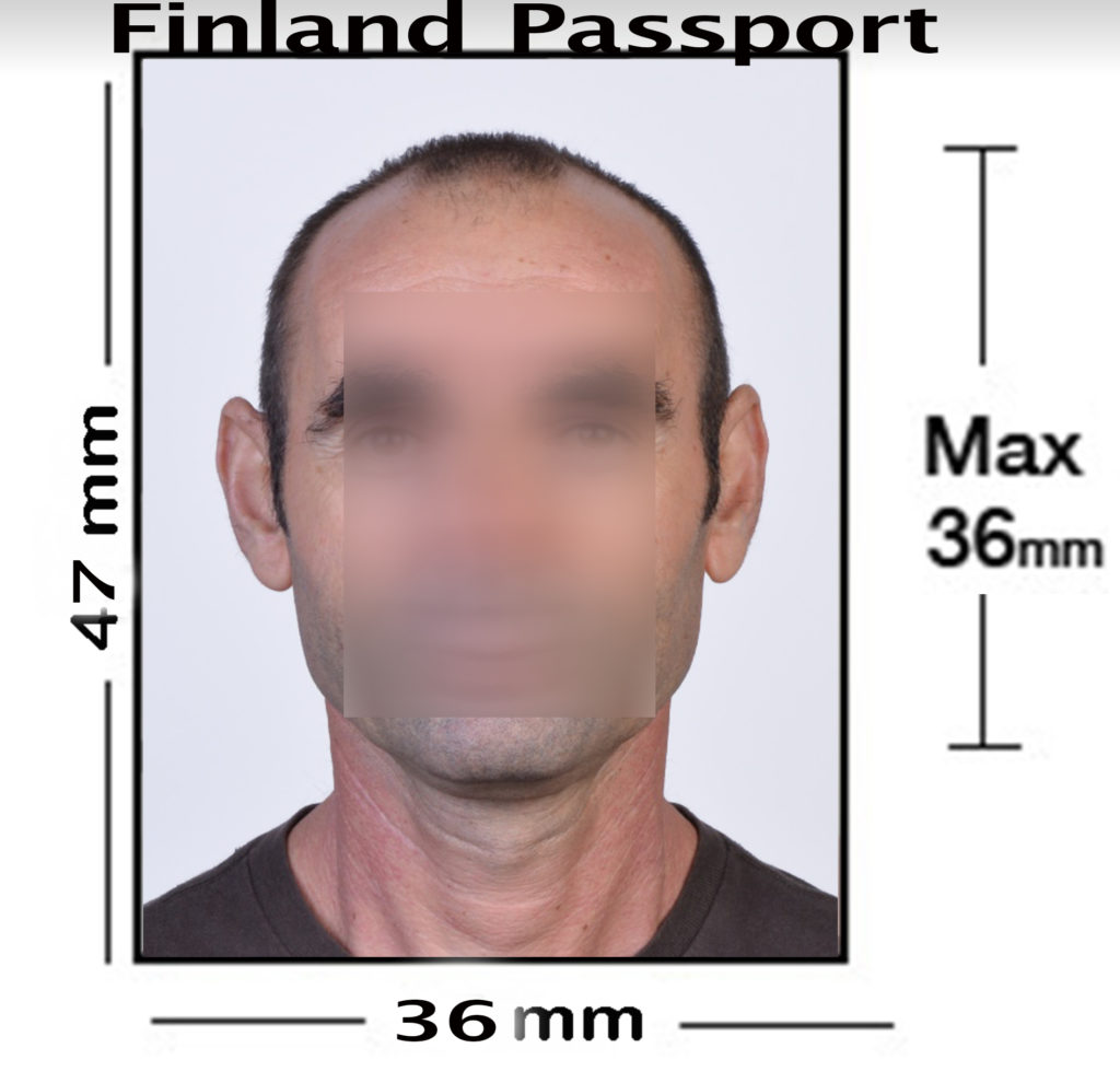 Finland Passport Photo NYC
