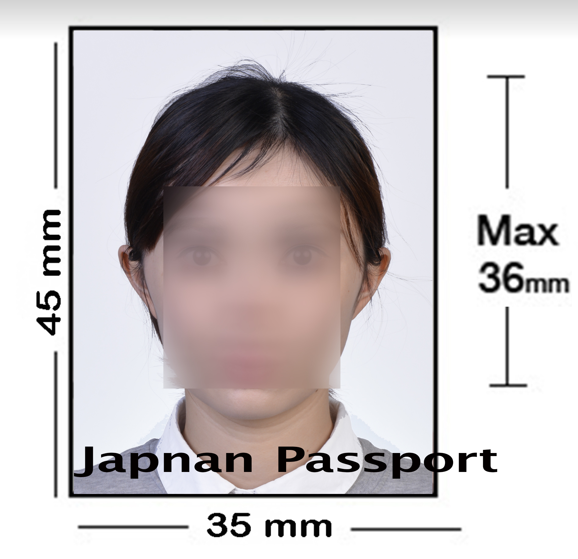 Japan Passport Photo NYC