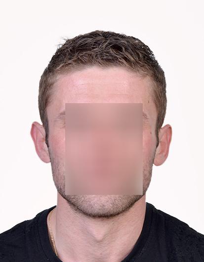 Dutch Passport photo
