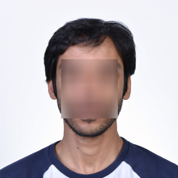 India Passport Photo