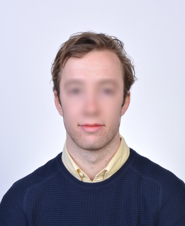 Ireland digital Passport Photo