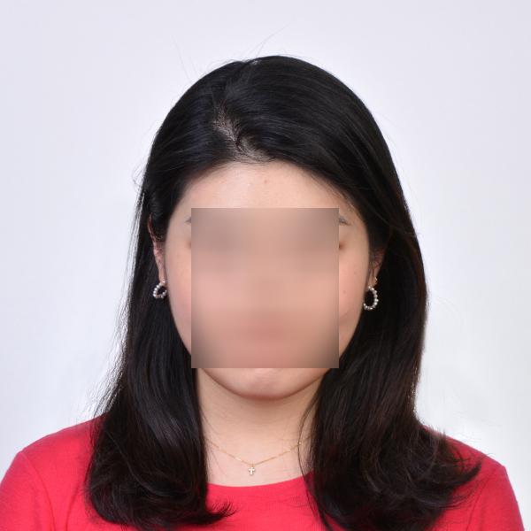 Korea Passport Photo